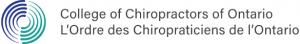 College of Chiropractors of Ontario Member
